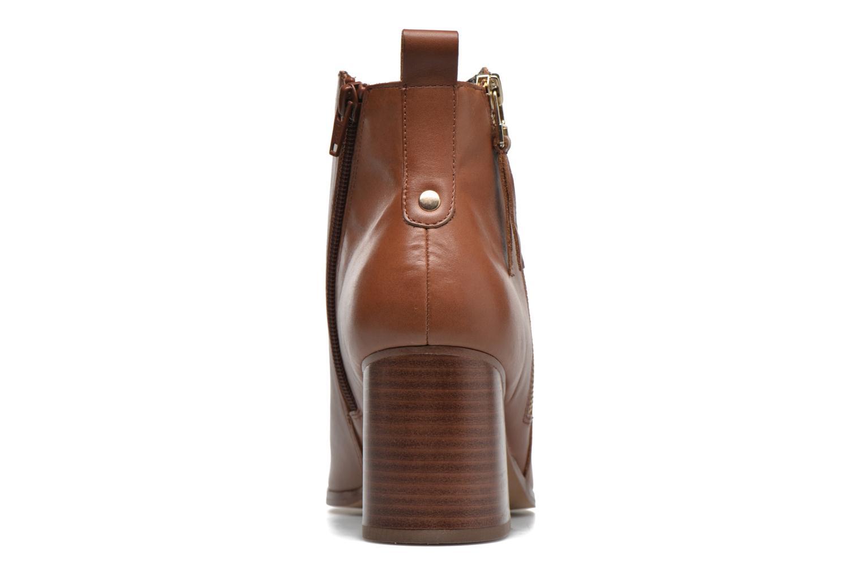 Stiefeletten & Boots André Paolina braun ansicht von rechts