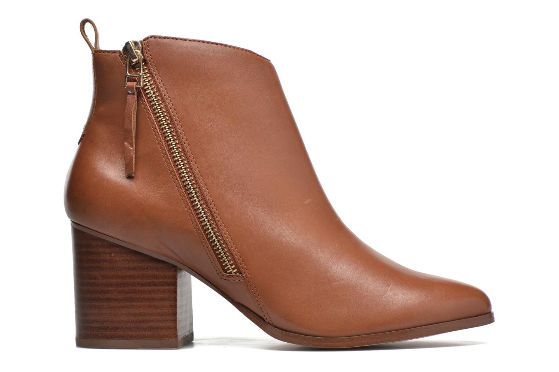 Stiefeletten & Boots André Paolina braun ansicht von hinten