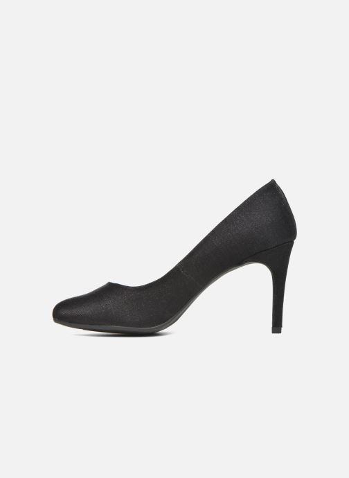 Zapatos de tacón André Prettty Negro vista de frente