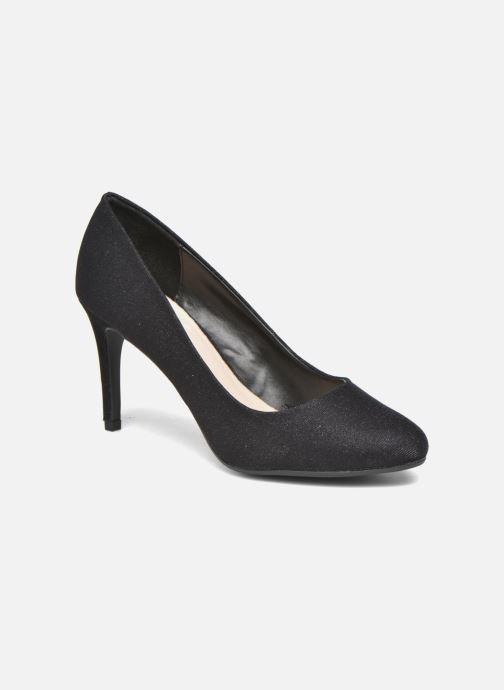 Zapatos de tacón André Prettty Negro vista de detalle / par