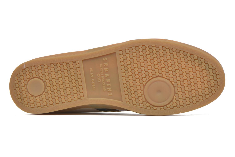 Sneakers Serafini Flat Verbier Beige se foroven
