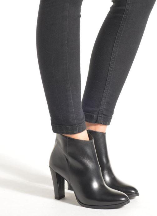 Boots en enkellaarsjes Perlato Pruna Zwart onder