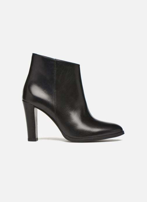 Boots en enkellaarsjes Perlato Pruna Zwart achterkant