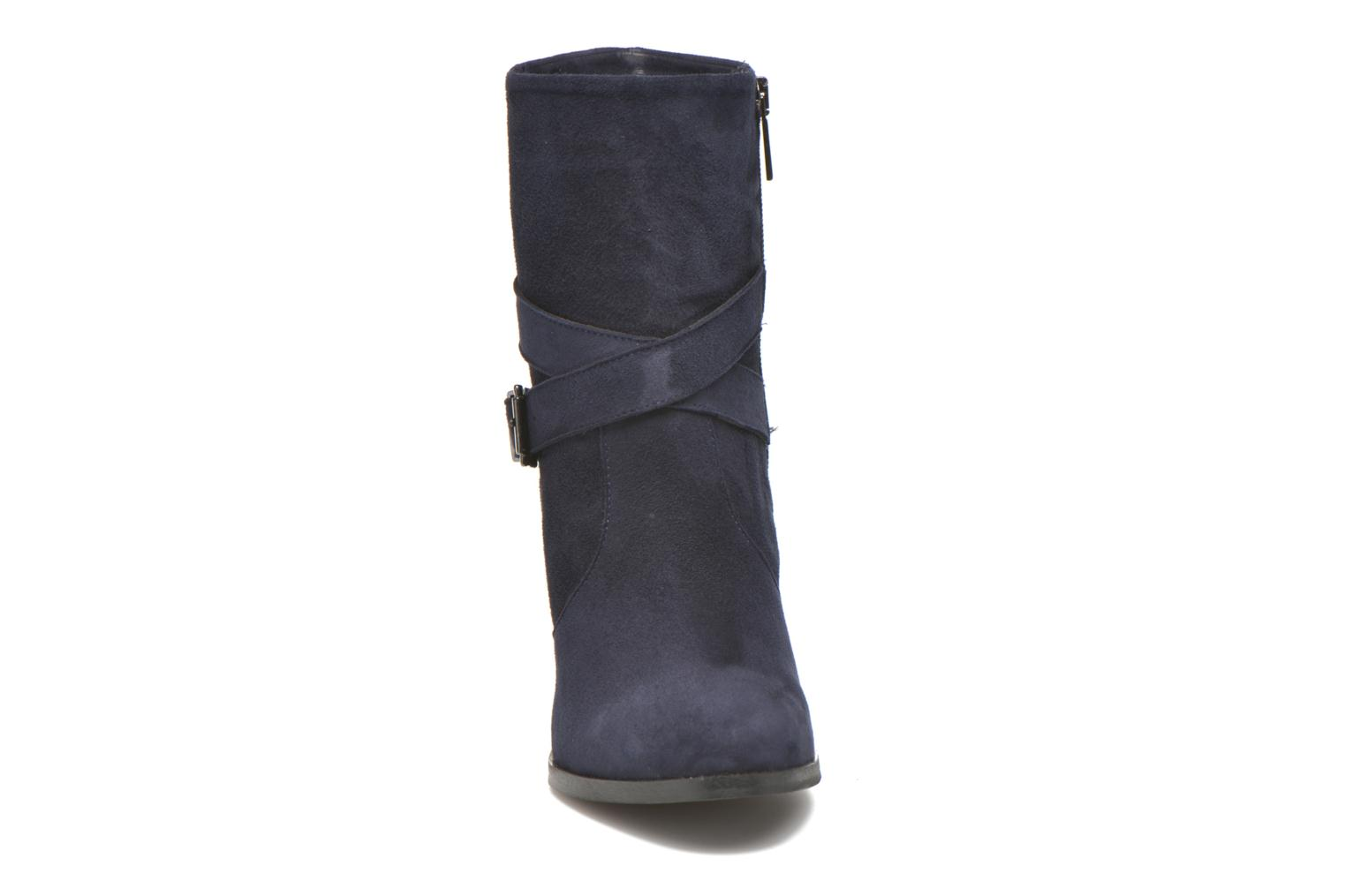 Ankle boots Perlato Paola Blue model view