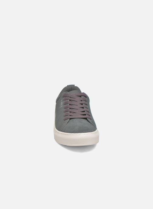 Sneaker André Vauclerc grau schuhe getragen
