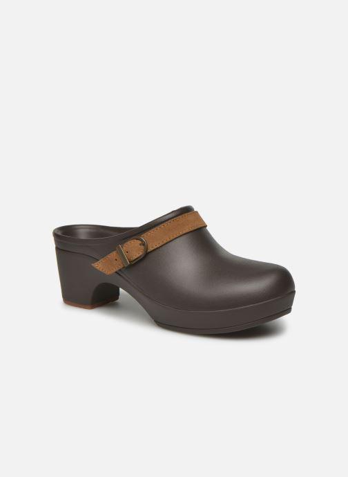 Crocs et Crocs Sarah Clog (Marron) - Mules et Crocs sabots chez dfca6c