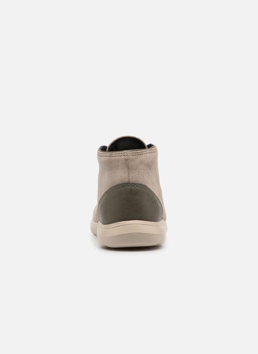 Chaussures à lacets Crocs Crocs Kinsale Chukka M Vert vue droite