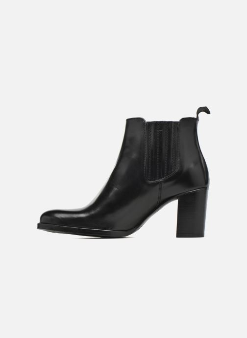 Ankle boots Muratti Juliette Black front view