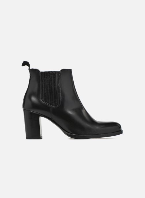 Ankle boots Muratti Juliette Black back view