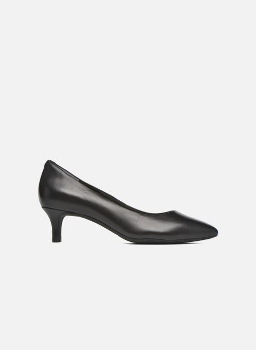 Zapatos de tacón Rockport Kalila Pump Negro vistra trasera