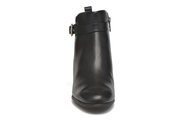 Bottines et boots Rockport Melora Strap Bootie Noir vue portées chaussures