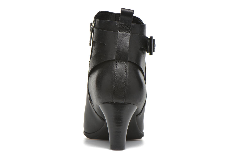 Bottines et boots Rockport Melora Strap Bootie Noir vue droite