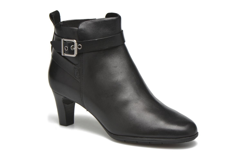 Bottines et boots Rockport Melora Strap Bootie Noir vue détail/paire