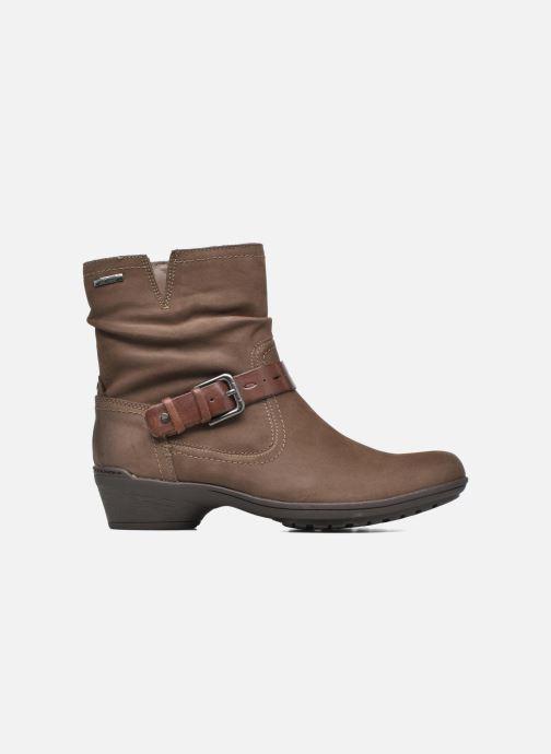 Stiefeletten & Boots Rockport Riley-CH INTL braun ansicht von hinten