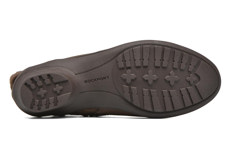 Stiefeletten & Boots Rockport Riley-CH INTL braun ansicht von oben