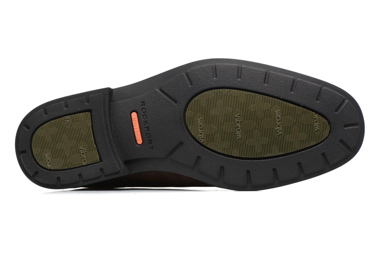 Zapatos con cordones Rockport DP Modern Chukka Beige vista de arriba