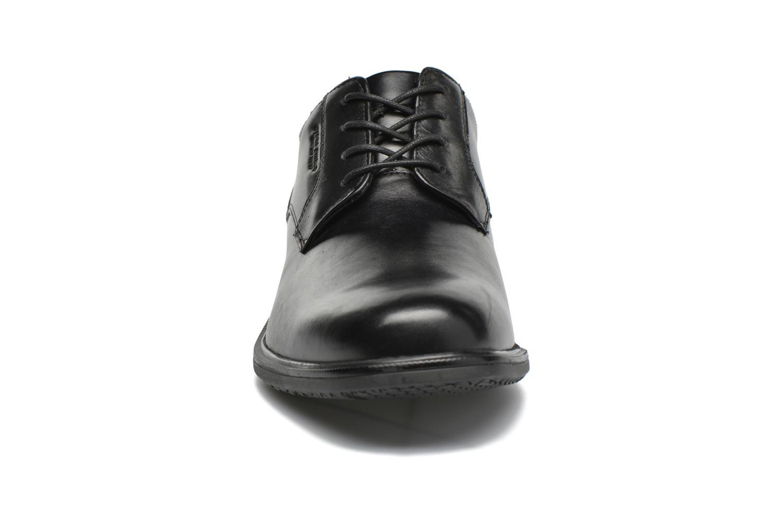 Lace-up shoes Rockport Esntial Dtl II Plain Toe Black model view