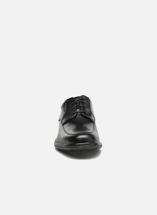 Chaussures à lacets Rockport Esntial Dtl II Apron Noir vue portées chaussures