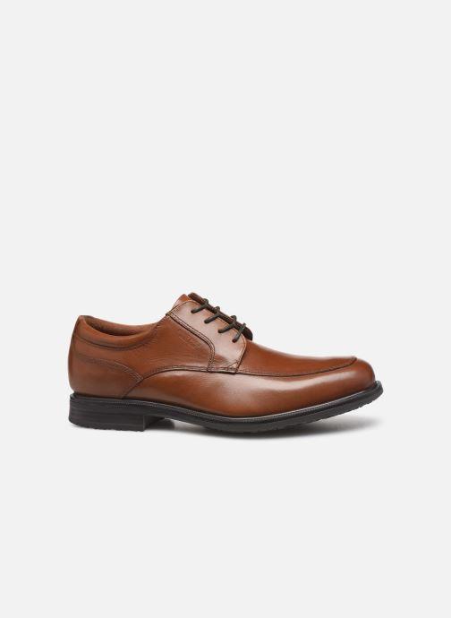 Chaussures à lacets Rockport Esntial Dtl II Apron Marron vue derrière