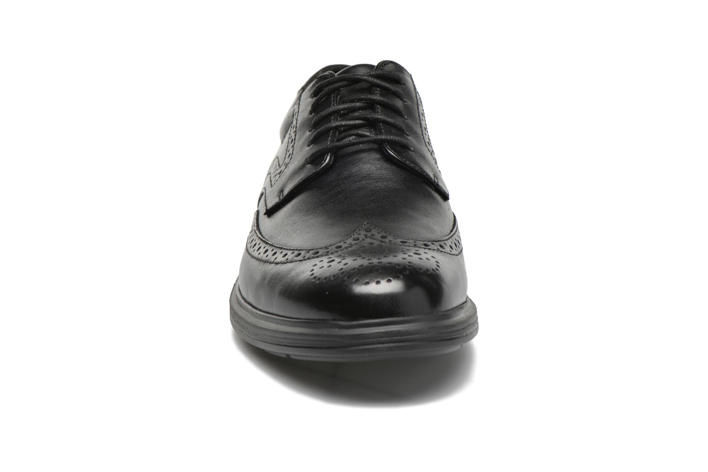 Chaussures à lacets Rockport DP2 Light Wing Tip Noir vue portées chaussures