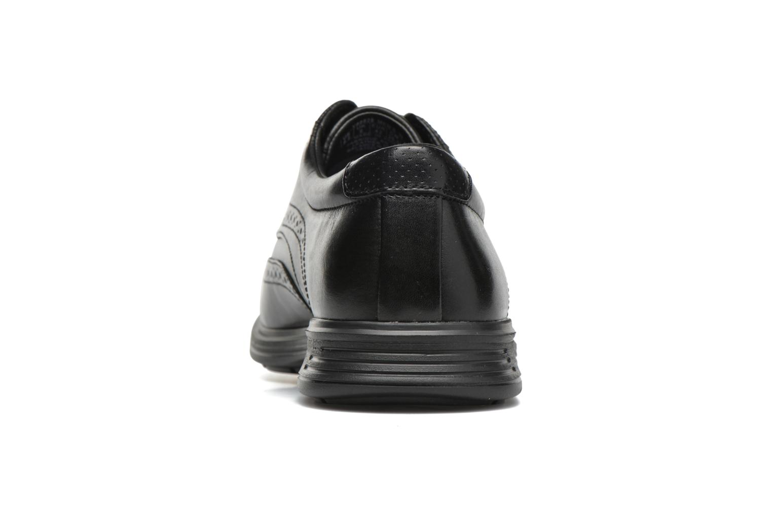 Lace-up shoes Rockport DP2 Light Wing Tip Black view from the right
