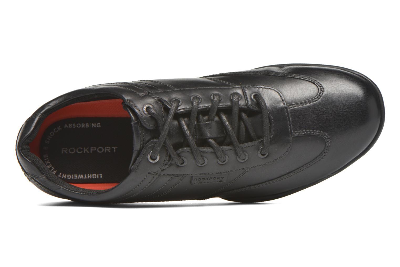 Sneaker Rockport Ip T-Toe schwarz ansicht von links