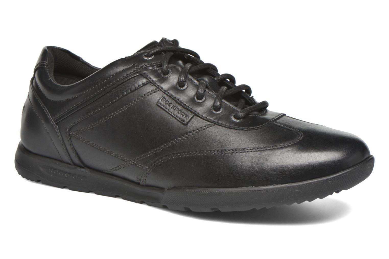 Sneakers Rockport Ip T-Toe Zwart detail