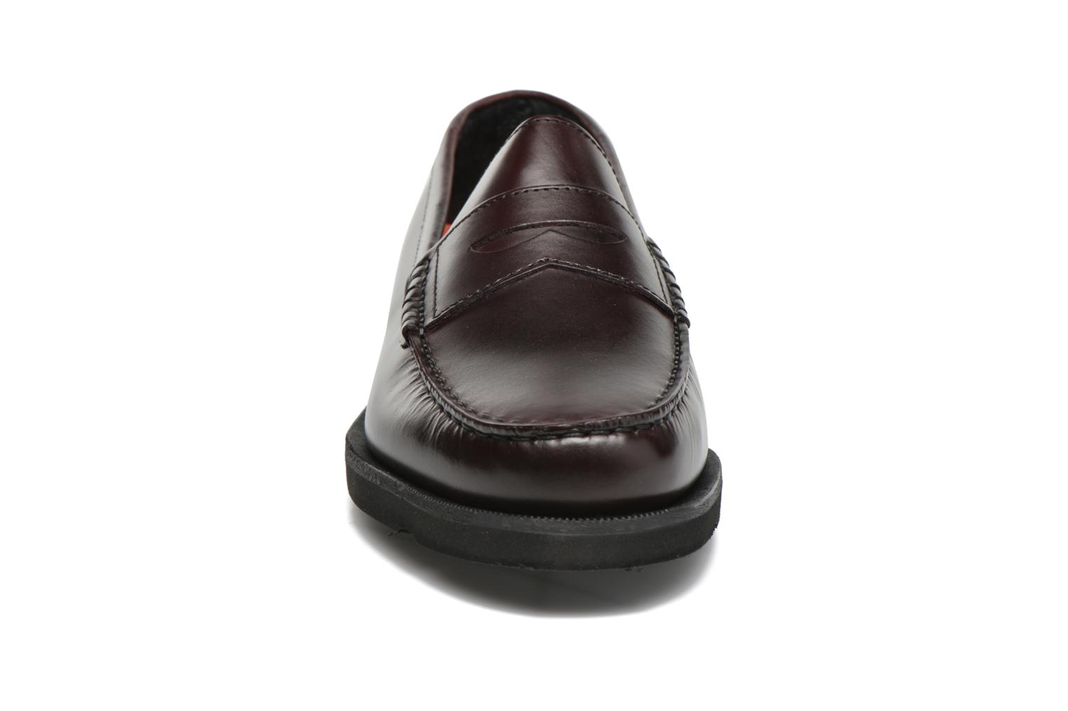 Mocasines Rockport Penny Loafer Marrón vista del modelo