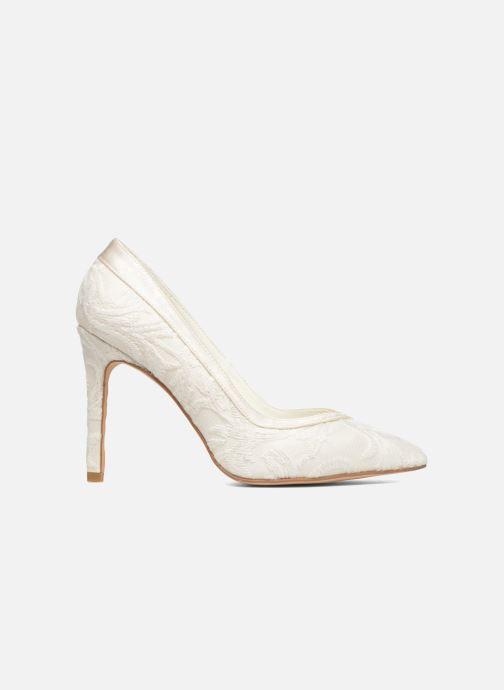 Zapatos de tacón Menbur Giovanna Blanco vistra trasera