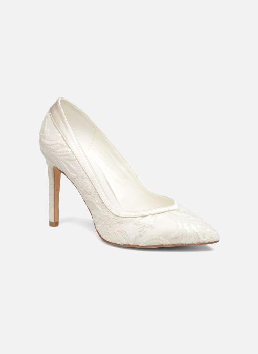 Zapatos de tacón Menbur Giovanna Blanco vista de detalle / par