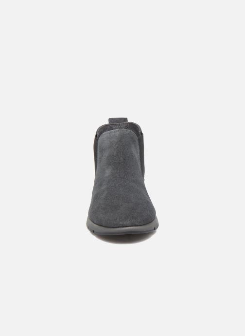 Stiefeletten & Boots Aerosoles Fast Ball grau schuhe getragen