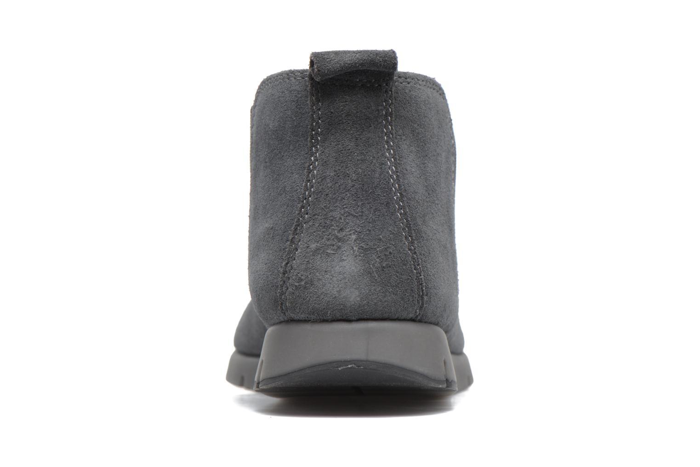 Stiefeletten & Boots Aerosoles Fast Ball grau ansicht von rechts