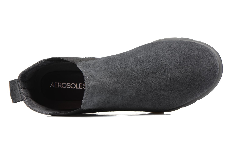 Bottines et boots Aerosoles Fast Ball Gris vue gauche