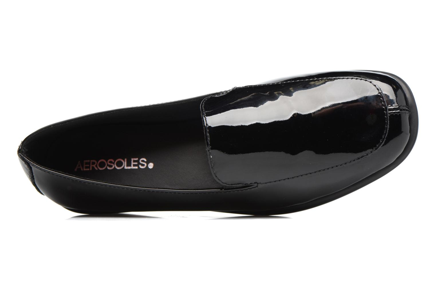Loafers Aerosoles Four Williams Black view from the left