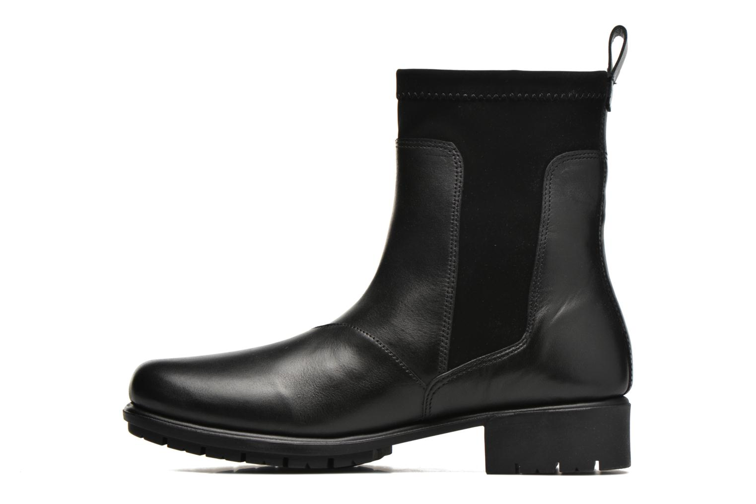 Ankle boots Aerosoles Just Cause Black front view