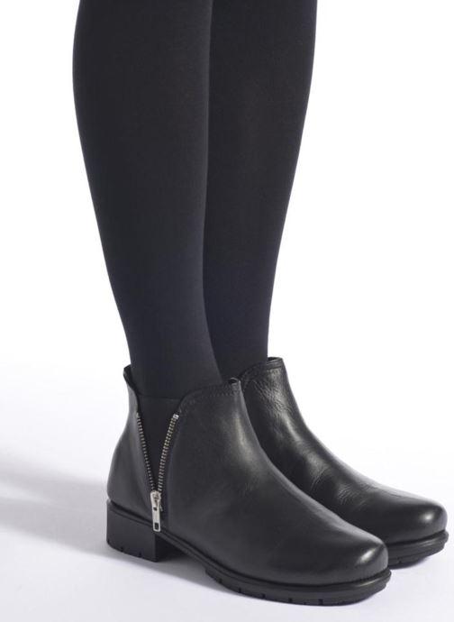 Boots en enkellaarsjes Aerosoles Just In Case Zwart onder