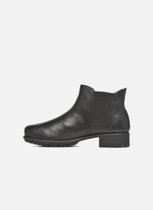 Boots en enkellaarsjes Aerosoles Just In Case Zwart voorkant