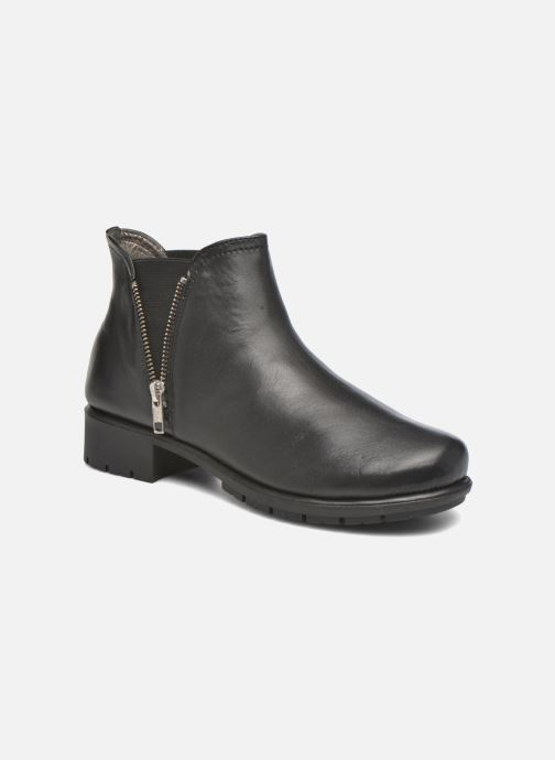 Boots en enkellaarsjes Aerosoles Just In Case Zwart detail
