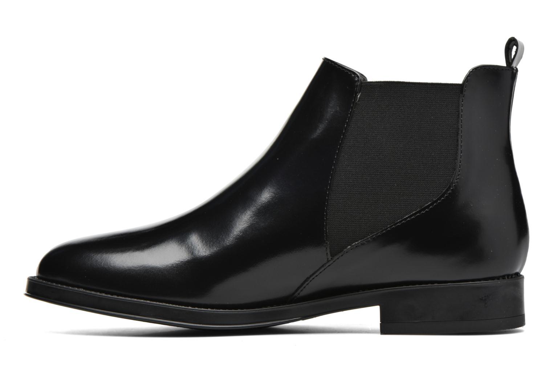 Bottines et boots Aerosoles Push N Pull Noir vue face