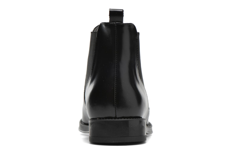 Bottines et boots Aerosoles Push N Pull Noir vue droite
