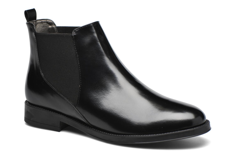 Bottines et boots Aerosoles Push N Pull Noir vue détail/paire