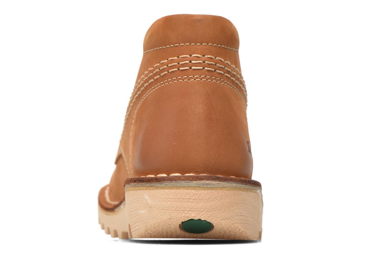 Bottines et boots Kickers Neorallye -2 Marron vue droite