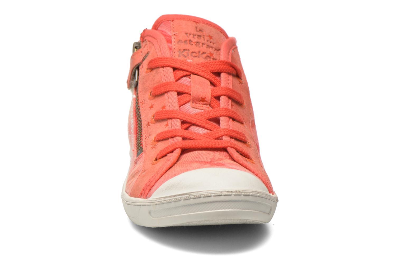 Sneaker Kickers Karola -2 rosa schuhe getragen