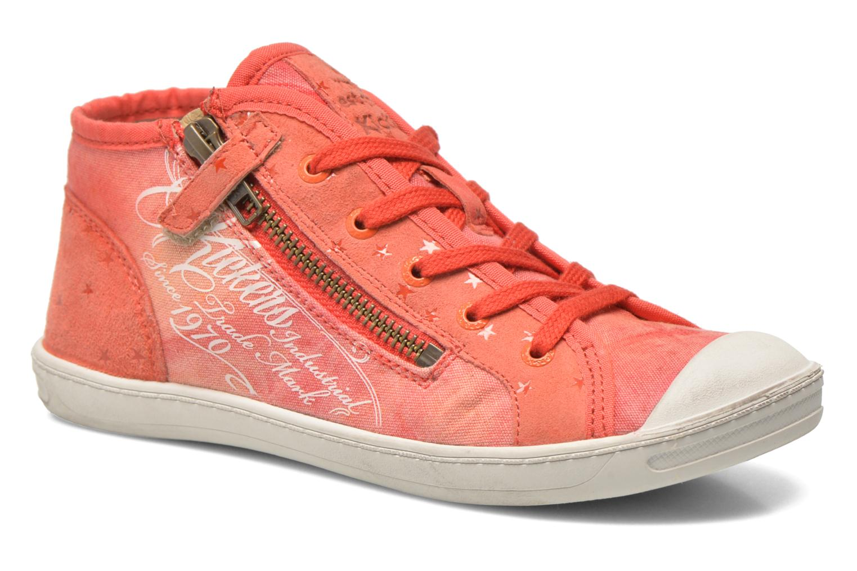 Sneaker Kickers Karola -2 rosa detaillierte ansicht/modell