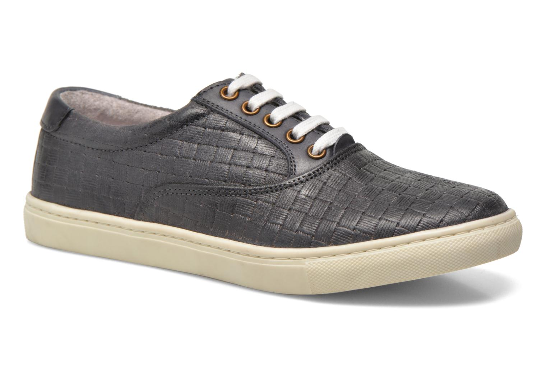 Sneakers Kickers Villanis Grijs detail