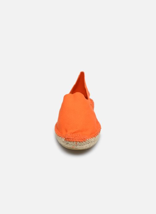 Espadrilles Pare Gabia VP Unies Smu F Orange vue portées chaussures