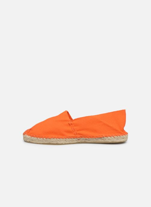 Espadrilles Pare Gabia VP Unies Smu F Orange vue face