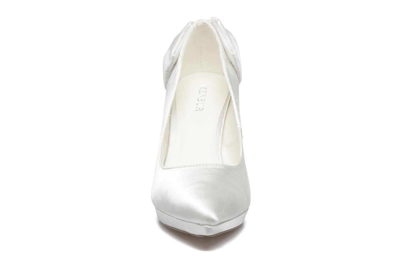 High heels Menbur Amina White model view