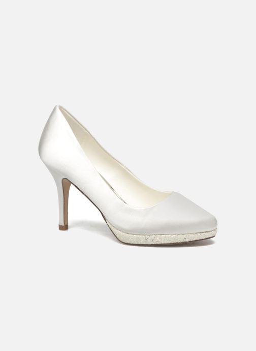 Zapatos de tacón Menbur Cecilia Blanco vista de detalle / par