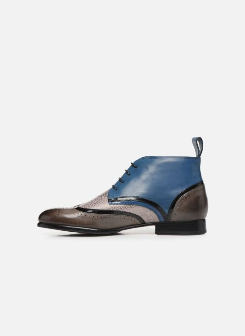 Lace-up shoes Melvin & Hamilton Sally 30 Blue front view